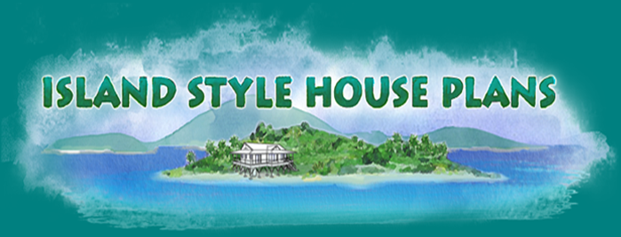 Tropical Island House Plans Island Style House Plans